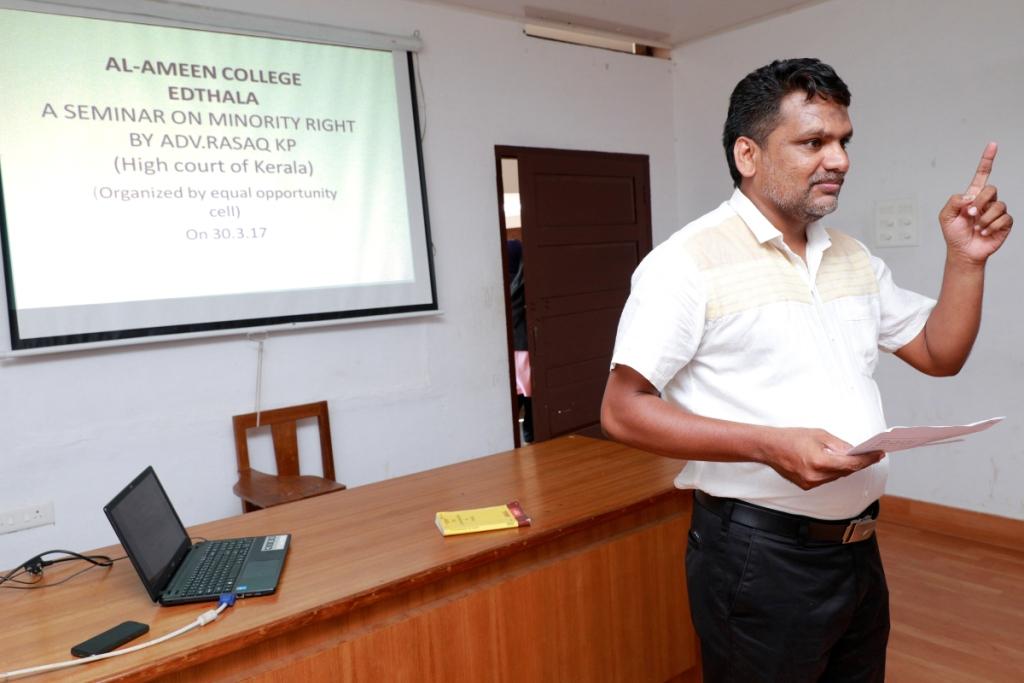 Seminar on Minority Rights