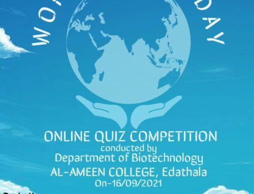 Online Quiz Competition